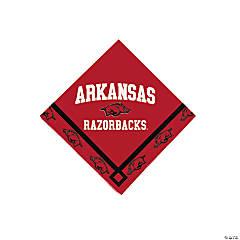 NCAA™ Arkansas Beverage Napkins
