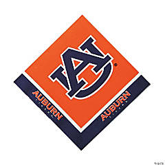 NCAA™ Auburn Lunch Napkins