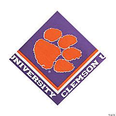 NCAA™ Clemson Lunch Napkins