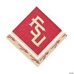 NCAA™ Florida State Lunch Napkins.