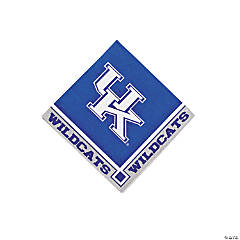 NCAA™ Kentucky Beverage Napkins