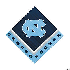 NCAA™ North Carolina Lunch Napkins