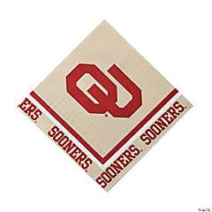 NCAA™ Oklahoma Sooners® Luncheon Napkins