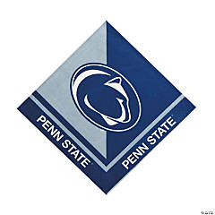 NCAA™ Penn State Lunch Napkins