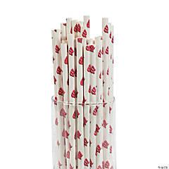 NCAA™ University of Wisconsin® Paper Straws