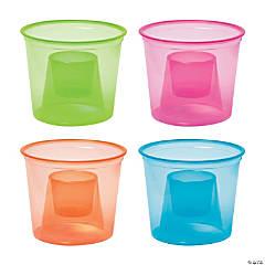 Neon Bomber Cups