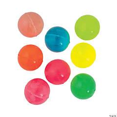 Neon Bouncing Balls
