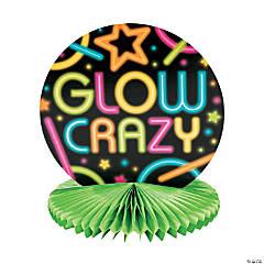 Neon Glow Party Centerpiece
