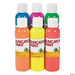 Neon Suncatcher Paint Set