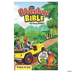 New International Reader's Version Adventure Bible - Early Readers