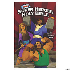 New International Reader's Version Personal Heroes Holy Bible