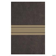 New International Version Thinline Bible - Chocolate