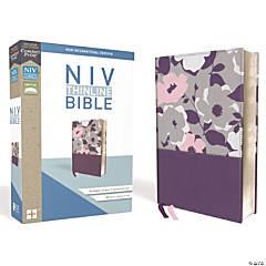 New International Version Thinline Bible - Dark Orchid