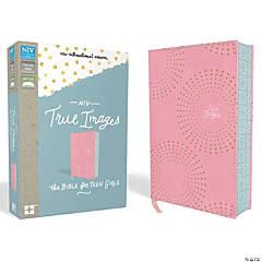 New International Version True Image Bible For Teen Girls - Pink
