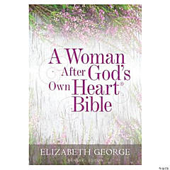 New King James Version A Woman After God's Own Heart Bible