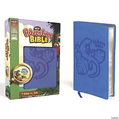 New King James Version Adventure Bible - Ocean Blue