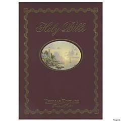 New King James Version Lighting The Way Home - Burgundy