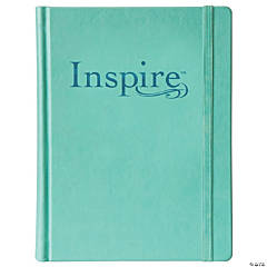 New Living Translation Inspire Bible - Teal