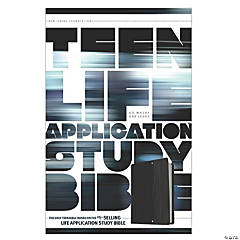 New Living Translation Teen Life Application Study Bible with Pocket