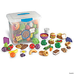 New Sprouts® Classroom Play Food Set in Large Tote