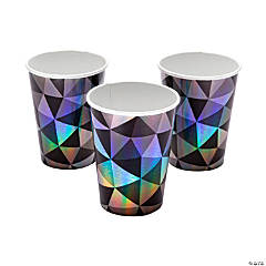 New Year's Eve Diamond Cups