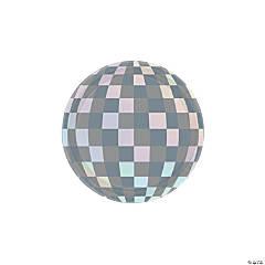 New Year's Eve Disco Ball Drop Dessert Plates