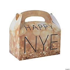 New Year's Eve Treat Boxes