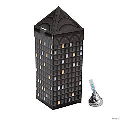 New York City Skyscraper Favor Boxes