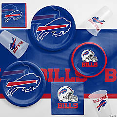 NFL Buffalo Bills Game Day Party Supplies Kit