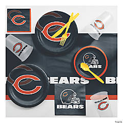 NFL Chicago Bears Game Day Party Supplies Kit