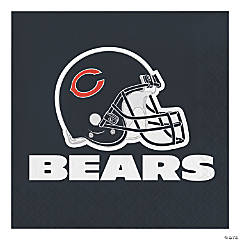 NFL Chicago Bears Napkins 48 Count
