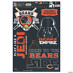 NFL® Chicago Bears™ Star Wars™ Decals