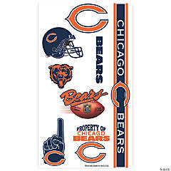 NFL® Chicago Bears™ Tattoos