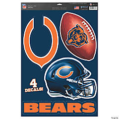 NFL® Chicago Bears™ Window Decals