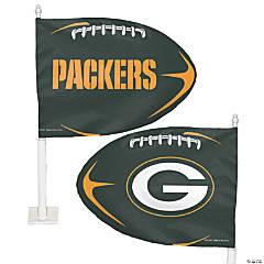 NFL® Green Bay Packers™ Car Flag