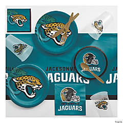 NFL Jacksonville Jaguars Game Day Party Supplies Kit