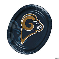 NFL® Los Angeles Rams™ Oval Plates