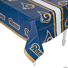 NFL® Los Angeles Rams™ Tablecloth