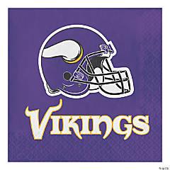 NFL Minnesota Vikings Napkins 48 Count