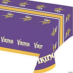 NFL Minnesota Vikings Plastic Tablecloths 3 Count