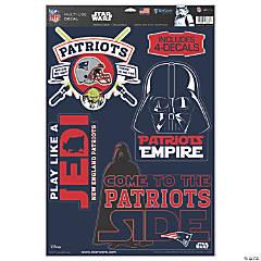 NFL® New England Patriots™ Star Wars™ Decals