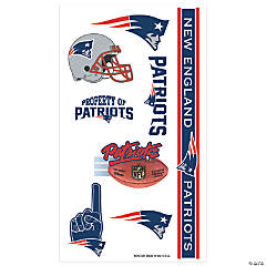 NFL® New England Patriots™ Tattoos