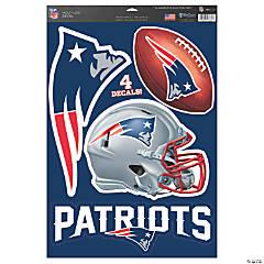 NFL® New England Patriots™ Window Decals