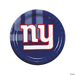 NFL® New York Giants™ Paper Dinner Plates
