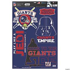 NFL® New York Giants™ Star Wars™ Decals