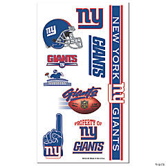 NFL® New York Giants™ Tattoos