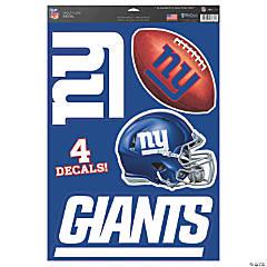 NFL® New York Giants™ Window Decals
