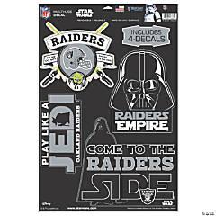 NFL® Oakland Raiders™ Star Wars™ Decals