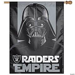 NFL® Oakland Raiders™ Star Wars™ Pennant Banner