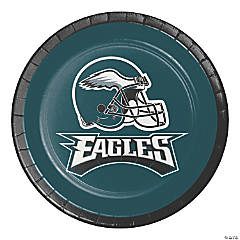NFL Philadelphia Eagles Dessert Plates - 24 Ct.